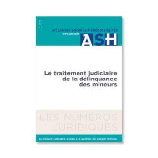 LE TRAITEMENT JUDICIAIRE DE LA DÉLINQUANCE DES MINEURS