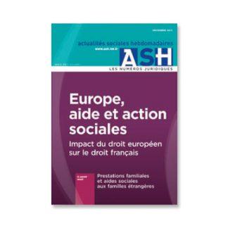EUROPE, AIDE ET ACTION SOCIALES