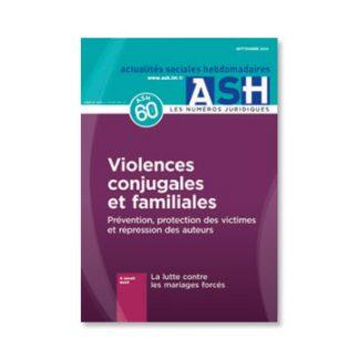 VIOLENCES CONJUGALES ET FAMILIALES