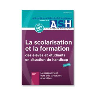 LA SCOLARISATION ET LA FORMATION DES ÉLÈVES ET ÉTUDIANTS EN SITUATION DE HANDICAP